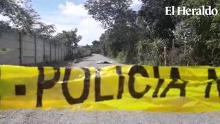 Encuentran cuerpo de una mujer encostalada en Amarateca