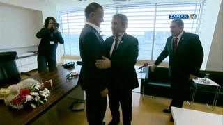 BBP Genel Başkanı Destici, Ekrem Dumanlı'yı ziyaret etti