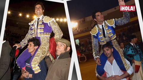 Cayetano y Francisco Rivera, dos hermanos tan unidos en la vida como en el ruedo