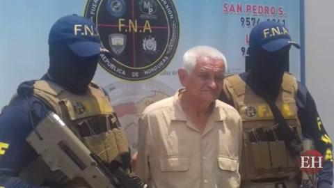 Honduras: Capturan a anciano de 69 años por extorsión