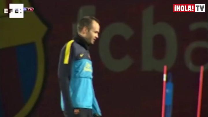 Tito Vilanova, ya recuperado, vuelve a tomar las riendas del Barça