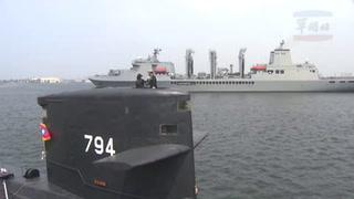 Taiwán apuesta a buques de guerra ante amenaza china
