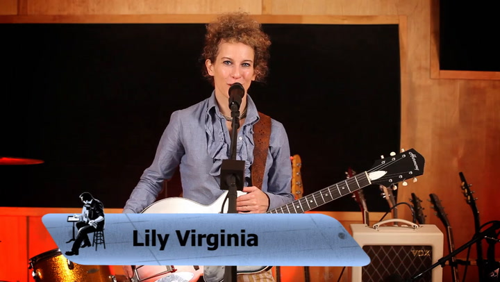 Lily Virginia performs All Night on The Jimmy Lloyd Songwriter Showcase
