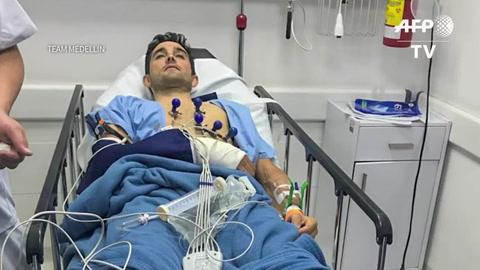 Ciclista español Óscar Sevilla herido en asalto en Bogotá