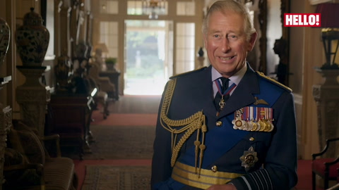 Prince Charles talks about the Queen\'s \'huge achievement\'