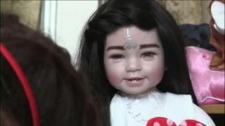 La macabra moda de los muñecos sobrenaturales en Tailandia