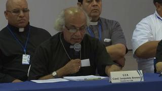 Suspendido diálogo en Nicaragua por falta de consenso