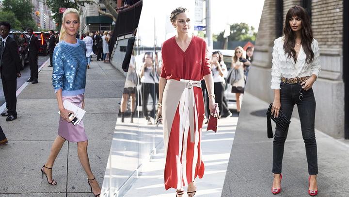 New York Fashion Week: los 10 mejores \'looks\' de \'streetstyle\'