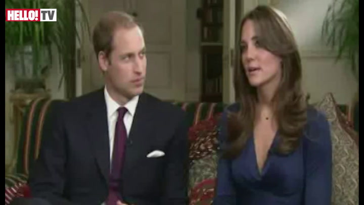 Kate and William on their plans for children