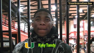 Kyky Tandy on What Worked Against Hopkinsville