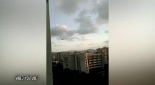 Un helicóptero de la policía ataca el Supremo de Venezuela