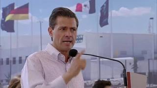 La PGR investigará denuncias de espionaje: Peña Nieto