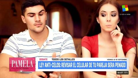 ATENCIÓN CELOSOS: espiar el celular de tu pareja ¡Es delito!