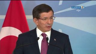 Ahmet Davutoğlu: Hiçbir ülke bizden özür dilememizi beklemesin