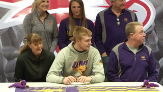Four Nixa athletes sign on National Signing Day