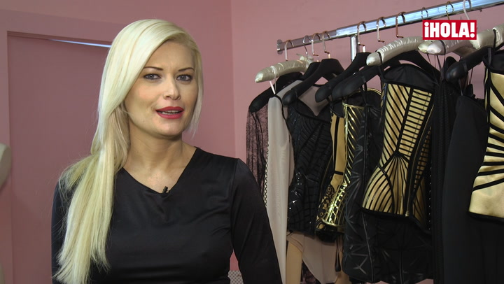 Maya Hansen nos enseña su nueva colección antes de la  Fashion Week Madrid