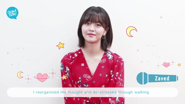 [Ask an Actor] Kim So-hyun's happiest moment in acting, hobbies, and favorite video game