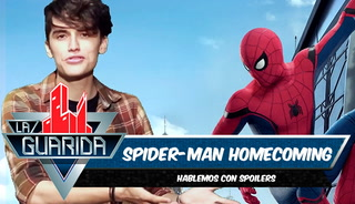 La Guarida: Cinco razones para ver 'Spider-Man: De Regreso a Casa'