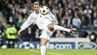 Las mejores jugadas de Zidane como jugador en el clásico