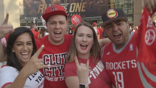 Rockets Pack Toyota Center for Spurs Series
