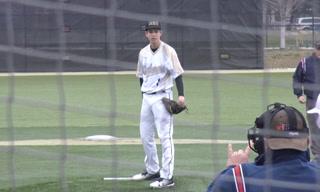 Eisenhower vs SHG Baseball