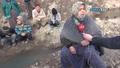 80 yaşındaki nineler köylerinin suyunu vermemek için dağa çıktı