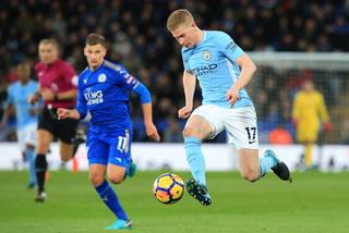 Exquisita definición: Kevin de Bruyne y su golazo espectacular ante el Leicester City