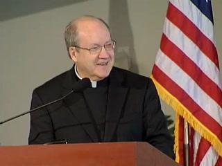 FSU Remembers Monsignor William Kerr