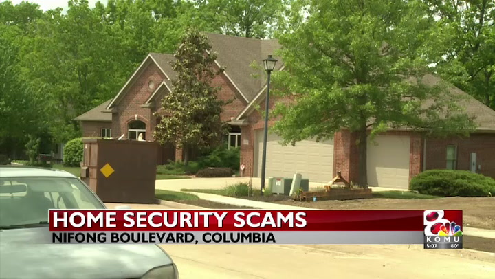 Home Security Scam