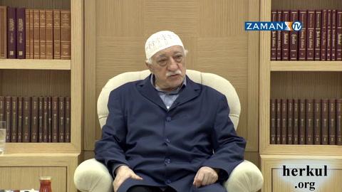 Hocaefendi: Gerçek Müslümanlığı bilmeyenler onu ikame edeceğim diyor
