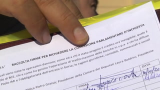 Popolari Venete, firme per la Commissione d'inchiesta