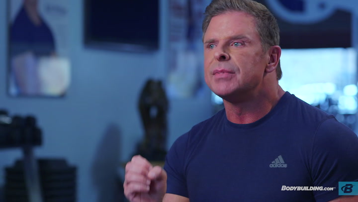 Bill Phillips BACK TO FIT 12-Week Trainer: Back To Training - Bodybuilding.com