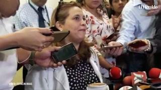 Julissa Villanueva reitera que la agente de la Atic fue asesinada