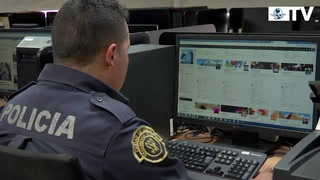 Así labora un policía contra la ciberdelincuencia