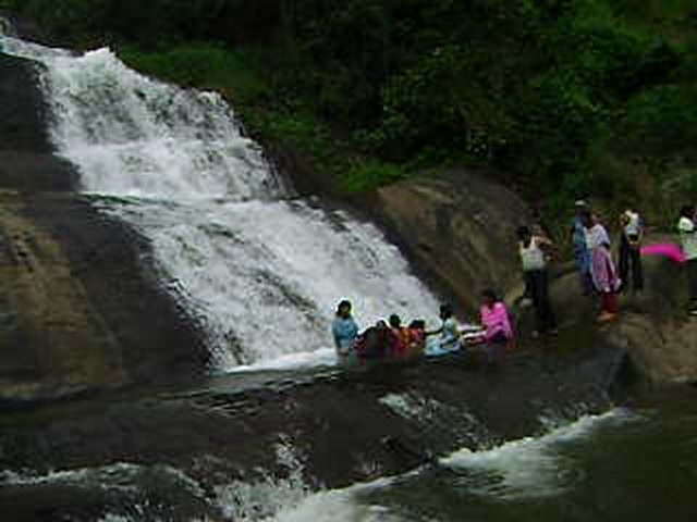 Araku Valley Videos-anantagiri water falls