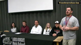 Tim Bush on Terrell Signing With Vol State