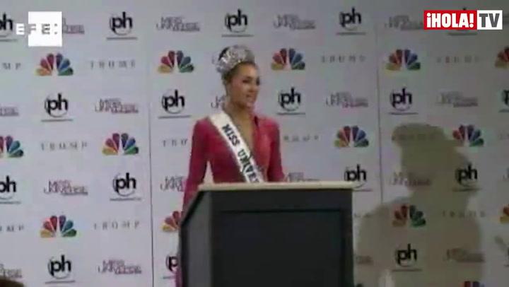 Olivia Culpo, Miss Estados Unidos, es la nueva Miss Universo
