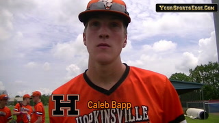 Bapp Reflects on His Three-Hit Day