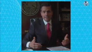 Peña Nieto anuncia cambios en formato de IV Informe