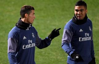 Cristiano Ronaldo, el futbolista más difícil de marcar para Casemiro