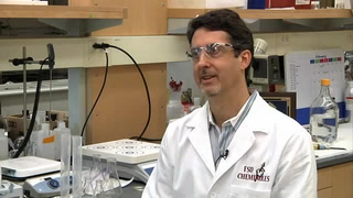 Chemist earns prestigious Florida Award from the American Chemical Society
