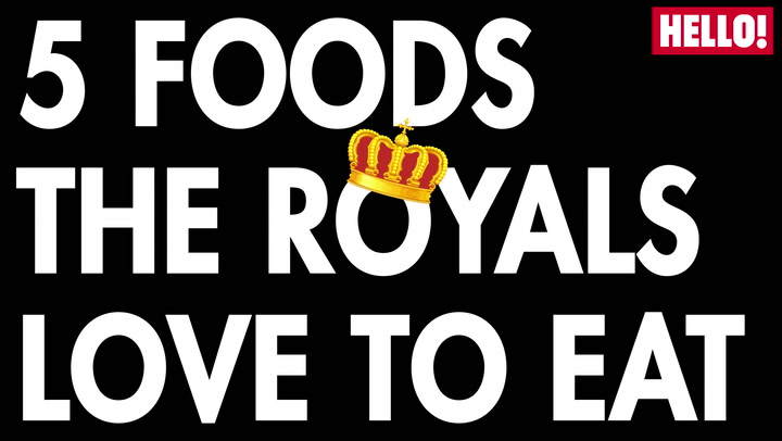 5 Foods The Royals Love To Eat