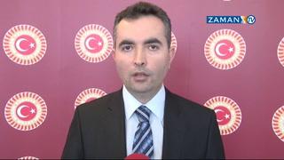 Saray'a örtülü ödenek yetkisi tartışılıyor: İbrahim Asalıoğlu, Zaman TV'ye değerlendirdi