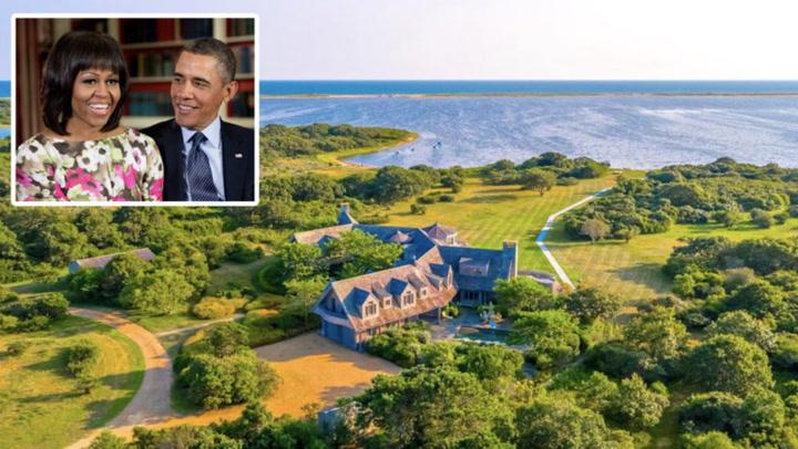 Obamas' 4.8 Million New Vacation Getaway
