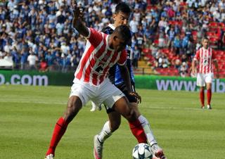Liga mexicana destaca jugada de Brayan Beckeles entre las mejores de la semana