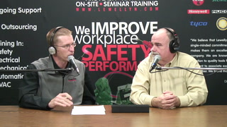 Workplace Safety Show – Ep. 05 – NFPA 70E Training