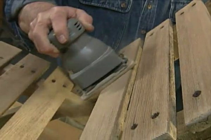 . How to Restore Outdoor Furniture   DIY Projects   Videos