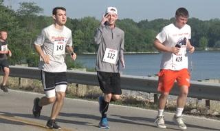 Josh Cable Running 5k
