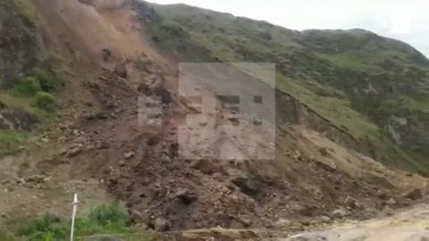 Al menos 13 personas muertas deja un alud de tierra en el suroeste de Colombia