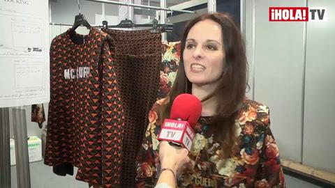 Ana Locking: \'Hemos querido hacer unos diseños muy alegres y ponibles\'